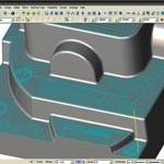 Automaatselt töötle lamedaid pindu    minimaalsete eemaldumistega ja sujuvate sisenemiste ja lõikeliikumistega.