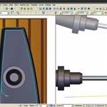 Sisenemise ja väljumise kontroll võimaldab valida täpselt kus ja kuidas tööriist detaili siseneb ja väljub.