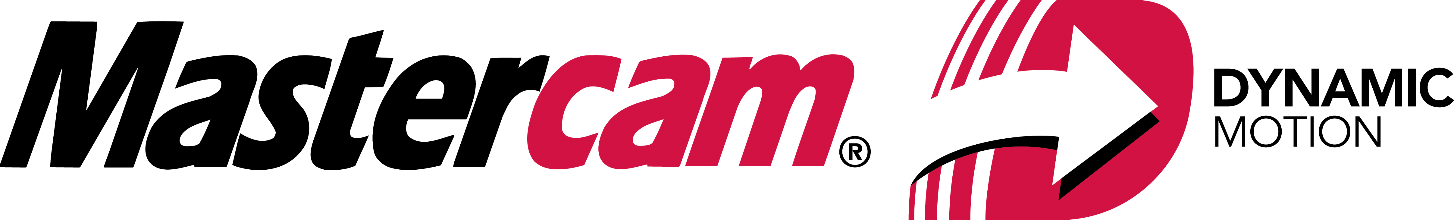 DynamicMotion-Mastercam Plus Logo